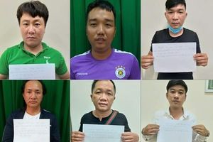Khởi tố Tuấn 'Hero' và 7 đồng phạm bắt cóc con nợ đòi 7 tỉ đồng