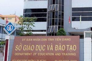 Tiền Giang: Mạo danh bộ GD&ĐT để bán sách giáo khoa, thiết bị giáo dục