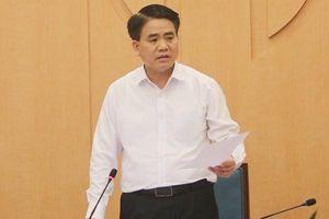 Chủ tịch Hà Nội: Có ca nhiễm ở cộng đồng không xác định được F0