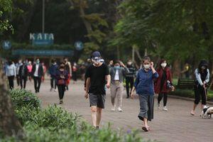 Hà Nội xử phạt hàng trăm trường hợp vi phạm quy định phòng dịch