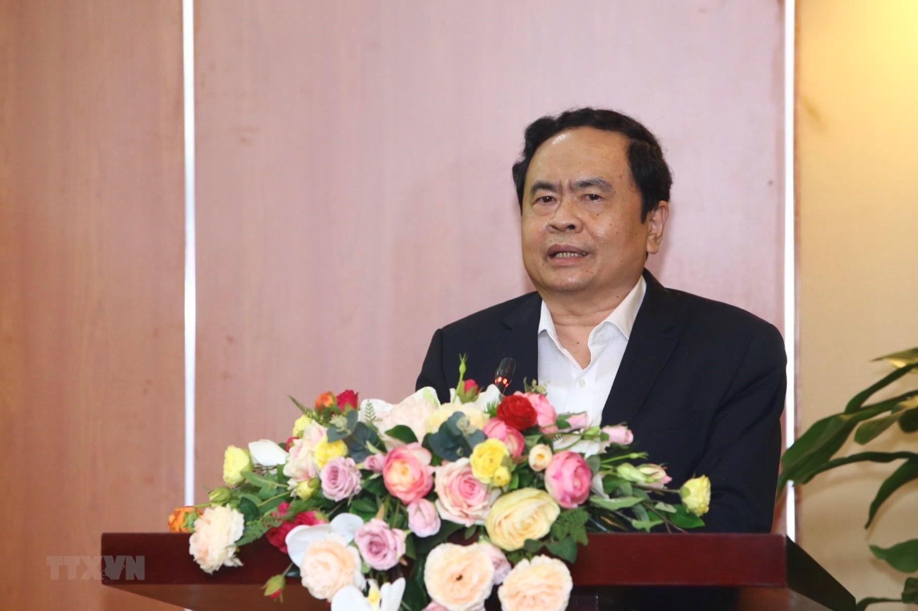 Chủ tịch Ủy ban Trung ương MTTQ Việt Nam chúc mừng Lễ Phục sinh 2020