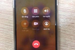 Âm báo 'Không ra khỏi nhà khi không thật cần thiết' trên điện thoại được phát miễn phí
