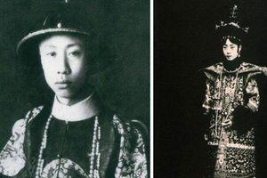 Ảnh hiếm chưa từng được hé lộ trong hôn lễ Hoàng đế Phổ Nghi - vị vua cuối cùng của nhà Thanh