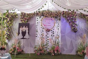 Thực hư đám cưới 'một chồng, hai vợ' ở Thái Nguyên gây xôn xao MXH?