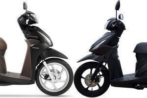 So sánh Honda Vision với Suzuki Address
