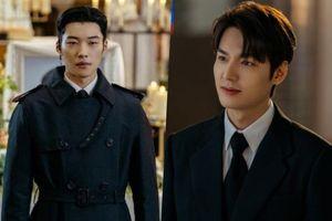 The King: Eternal Monarch: Đội trưởng Woo Do Hwan 'siêu ngầu' và dàn vệ sĩ hoàng gia bảo vệ Hoàng Đế Lee Min Ho
