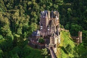 Thiết kế bí mật trong các lâu đài thời Trung cổ