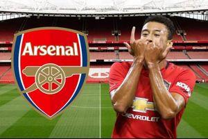 Đội hình 'siêu tấn công' của Arsenal nếu chiêu mộ Jesse Lingard từ MU