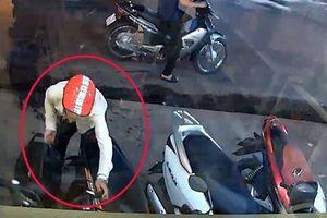 Tìm người bị mất xe máy tại phường Ô Chợ Dừa