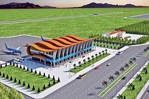 Đẩy nhanh dự án sân bay Phan Thiết