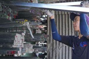 Sản lượng thép Hòa Phát đạt kỷ lục trong tháng