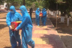 Quy tập 21 hài cốt liệt sĩ hy sinh tại Lào và Campuchia