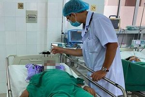 Cứu sống bệnh nhân bị đột quỵ não nguy kịch tính mạng