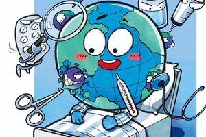 Cập nhật 19h ngày 7/4: Nga thử nghiệm lâm sàng thuốc trị Covid-19, số ca nhiễm ở châu Phi vượt 10.000 người