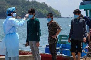 'Giải cứu' hải sản cho tàu cá bị Trung Quốc bắt bớ, rượt đuổi