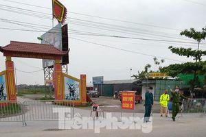 Chủ tịch Hà Nội ủy quyền cho Chủ tịch Huyện Mê Linh phong tỏa thôn gần 11 nghìn dân