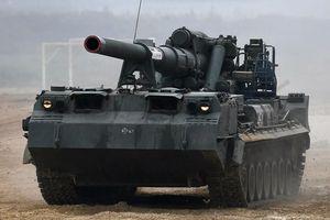 Nga hoàn thành nâng cấp pháo tự hành 'khủng' nhất thế giới, sẵn sàng đưa vào trang bị