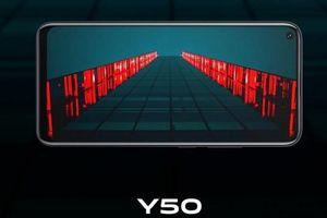 Vivo Y50 ra mắt: màn hình đục lỗ, Snapdragon 665, 4 camera, pin 5.000 mAh