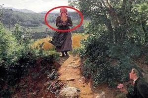 Sự thật gây 'sốc' đằng sau bức tranh cô gái cầm smartphone năm 1860 khiến mọi người tranh cãi