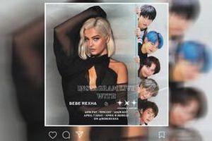 Bebe Rexha thông báo sẽ thực hiện phát sóng trực tiếp cùng TXT, fanboy Soobin chính thức được gặp thần tượng