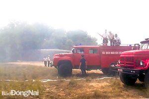 Khắc phục khó khăn khi chữa cháy ở nông thôn