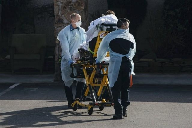 Số người chết vì Covid-19 ở Mỹ vượt mốc 10.000