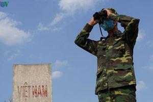 Biên phòng Long An trong cuộc chiến chống Covid-19 ở biên giới Tây Nam