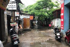 Dỡ lệnh cách ly khu ngõ 165 Dịch Vọng, Cầu Giấy, Hà Nội