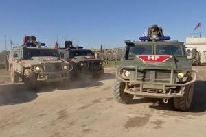 Nga điều thêm quân tới Đông Bắc Syria sau khi lính Mỹ tiến vào