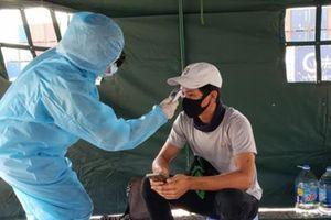 TP.HCM kiểm tra gần 47.000 người qua chốt kiểm soát dịch