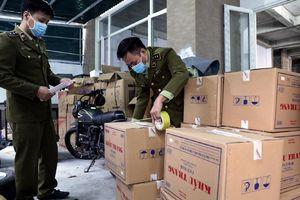 Xử lý nghiêm việc buôn lậu, vận chuyển trái phép mặt hàng phòng, chống dịch Covid-19