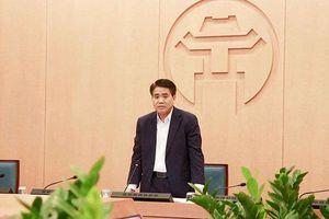 Hà Nội yêu cầu người dân thực hiện nghiêm giãn cách xã hội