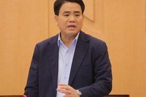 Chủ tịch Hà Nội 'nhẹ nhõm' công bố loạt số liệu liên quan 'ổ dịch' Bệnh viện Bạch Mai