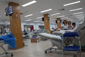 Giới trẻ TP. HCM kêu gọi hiến máu cứu người