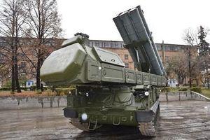 Nga lần đầu tiên phô diễn sức mạnh của 'sát thủ' Buk-M3 Viking