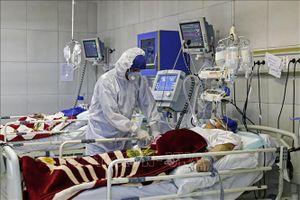 Iran đề nghị IMF cấp khoản vay khẩn cấp 5 tỷ USD để đối phó với dịch COVID-19