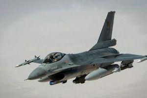 Hàn Quốc nâng cấp máy bay chiến đấu F-16