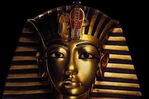 Hình ảnh tái dựng vua Ai Cập cổ đại gây 'sốc'