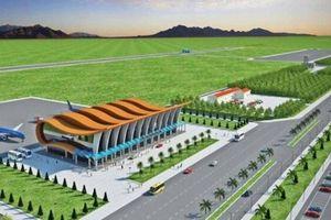 Dự trữ đất để xây đường băng thứ 2 tại sân bay Phan Thiết