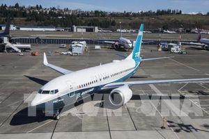 Boeing sẽ tiến hành cập nhật phần mềm của máy bay 737 MAX