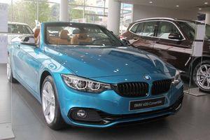 Cận cảnh mẫu xe mui trần giá 2,8 tỷ của BMW tại đại lý