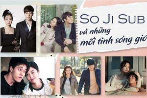 Trước khi kết hôn với nữ thần phát thanh Jo Eun Jung, So Ji Sub đã trải qua 'nhiều mối tình' gây sóng khắp Châu Á.
