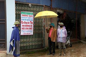 Bắc Giang yêu cầu dân trong tỉnh không tới vùng có dịch