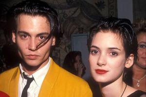 Tình cũ Johnny Depp vẫn cuốn hút sau ba thập kỷ