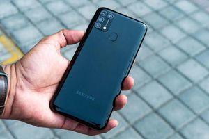 Galaxy M31 - 'combo' nâng cấp camera, pin, cấu hình chiều lòng gen Z