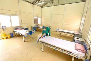 Bộ Xây dựng lên phương án xây dựng bệnh viện dã chiến