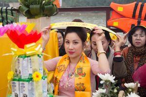 Nữ đại gia Dương Đường đánh người 'vỡ mặt' bị bắt giam là người hay làm từ thiện