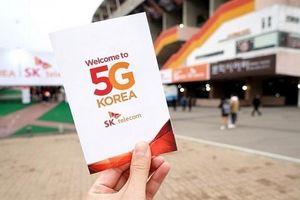 Hàn Quốc đạt mốc 5 triệu thuê bao 5G