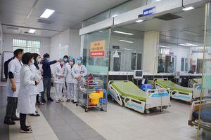 Chuẩn bị xuất viện, BN50 ở Quảng Ninh bất ngờ dương tính với SARS-CoV-2