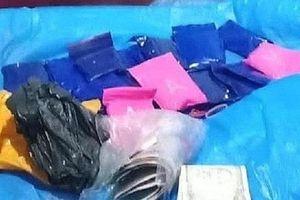 Nghệ An: Bắt đối tượng vận chuyển 3.600 viên ma túy